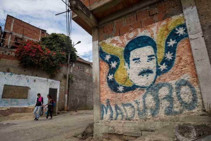 Nicolás Maduro Uprimny