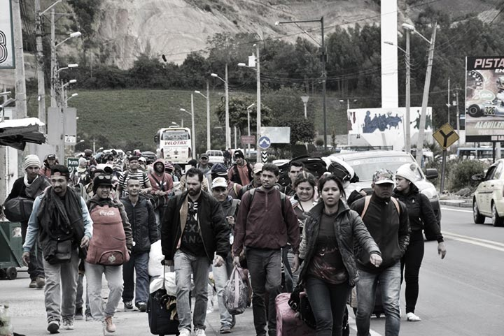 migrantes olvidados