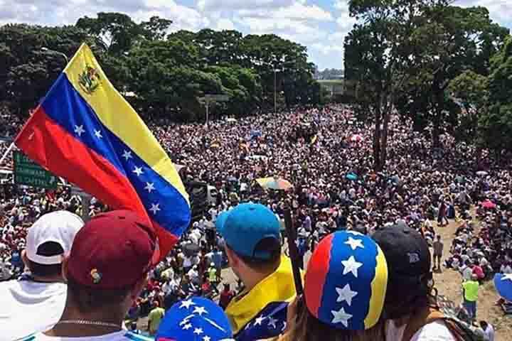 Dictadura Venezuela