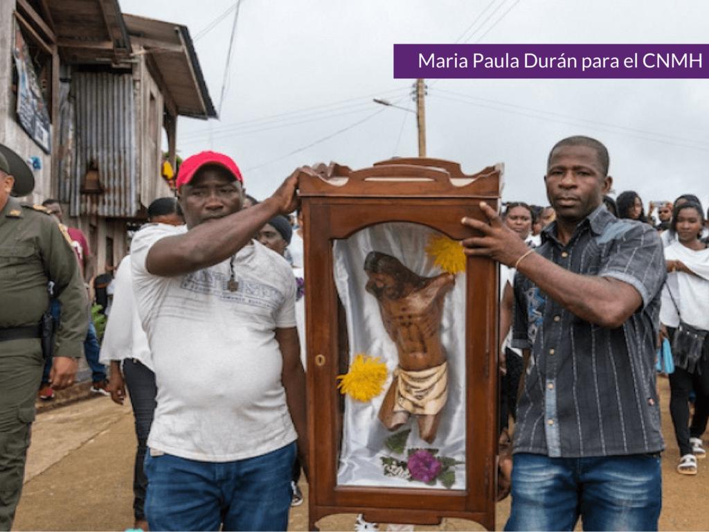 Maria Paula Durán para el CNMH