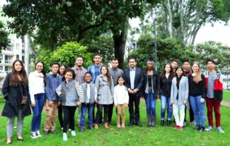 accionantes tutela cambio climático colombia y cesar rodríguez