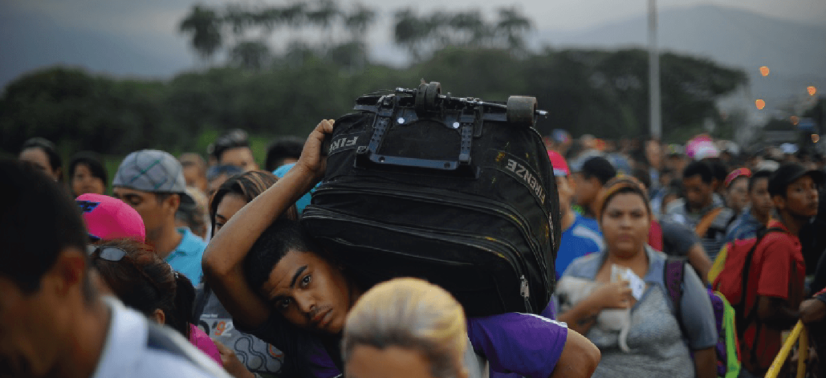 Venezuela Oportunismo