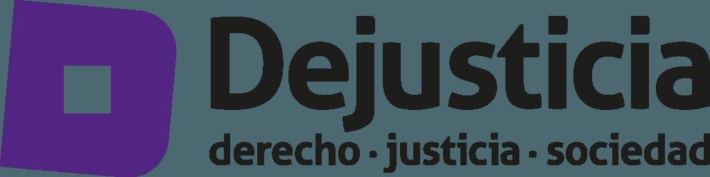 logo Dejusticia PNG