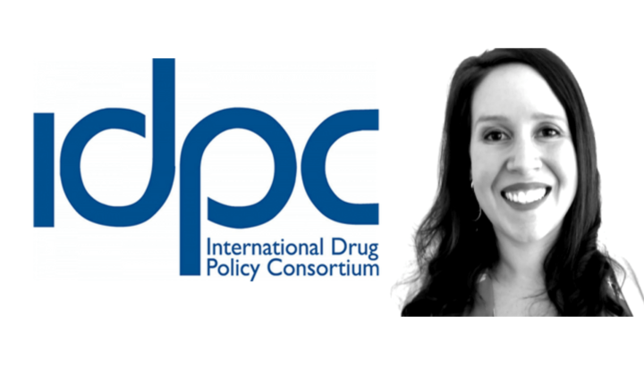 Dejusticia's Drug Policy Research Coordinator is the new representative at  the International Drug Policy Consortium (IDPC)