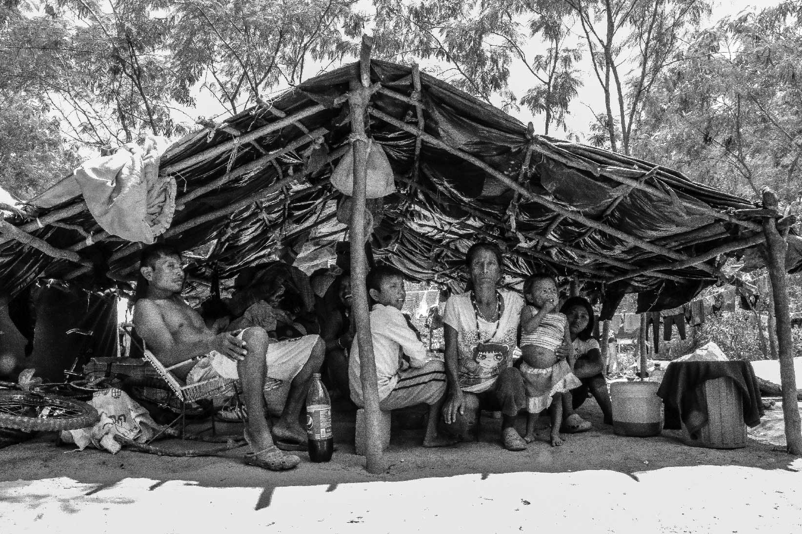 Without a doubt, the situation that the Yukpa find themselves in is one of the greatest challenges Colombia faces with the Venezuelan migration crisis. Photo: Angélica Cuevas