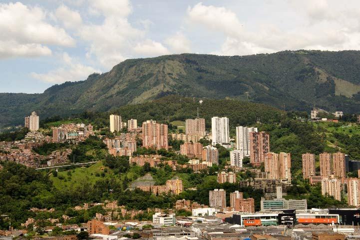 Antioquia, Medellín