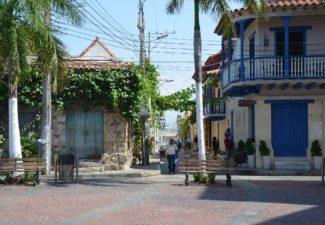 Getsemaní, Cartagena