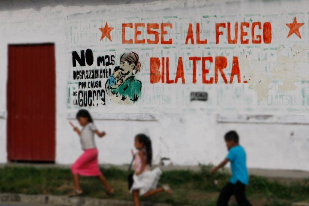 Con la modificación propuesta en el Congreso se rompería la promesa del Gobierno de cumplir con lo pactado en La Habana.