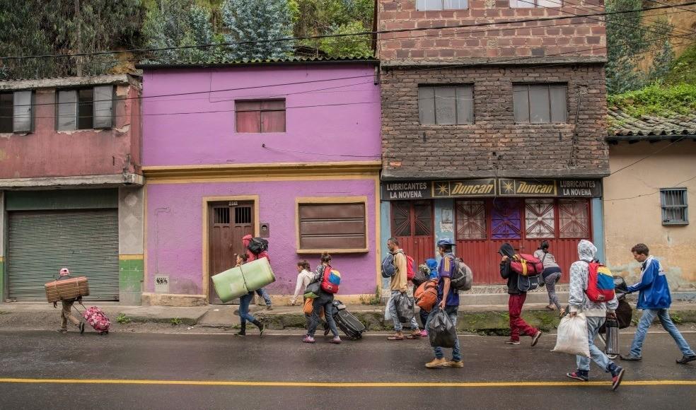 Cuevas_Venezuelan Migrants_Main Image