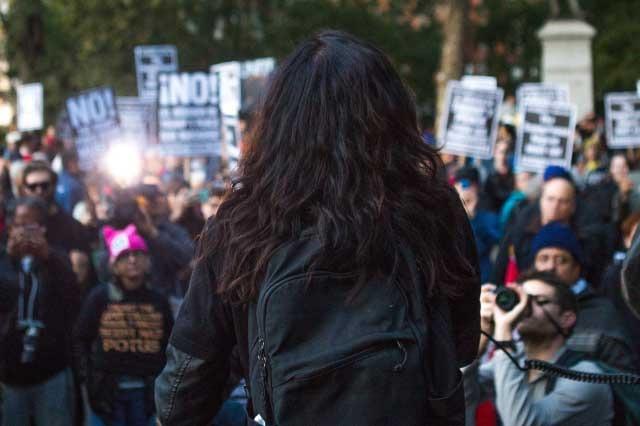 Protesta social