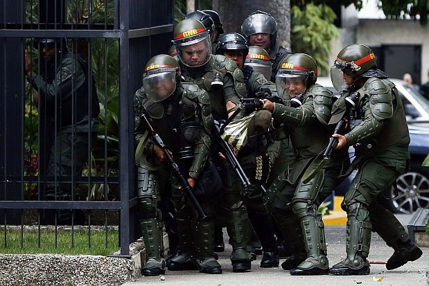 Venezuela, Crimes against Humanity, OAS, ICC