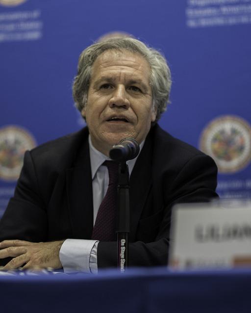 Venezuela, OAS, ICC