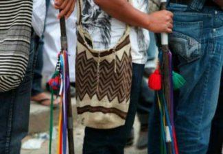 Justicia, indígenas, Colombia