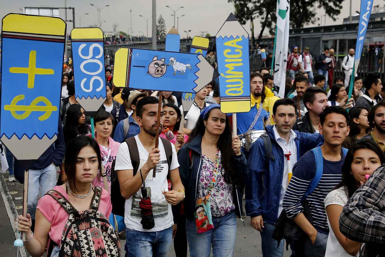 Resistencia, marchas, protestas