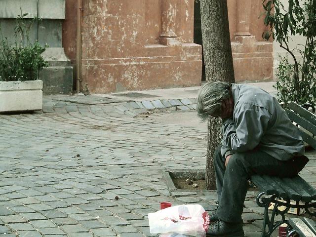 salud mental, pobreza