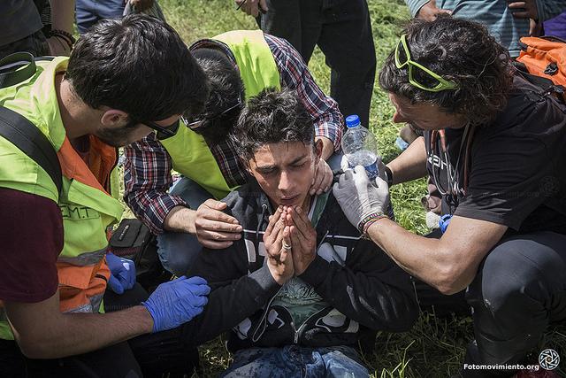 migración, salud, refugiados