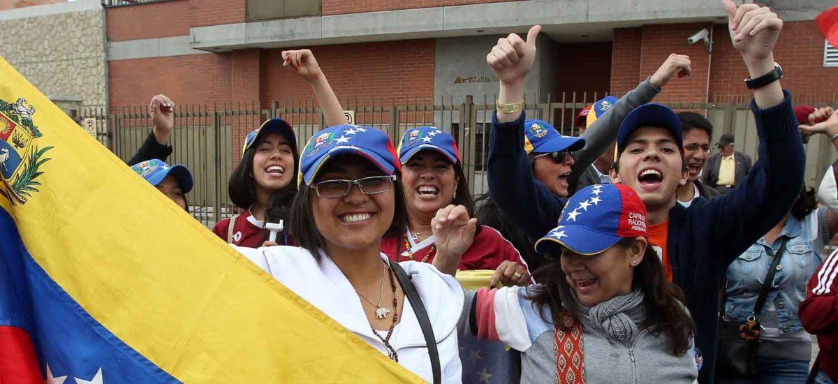 Migrante Venezuela