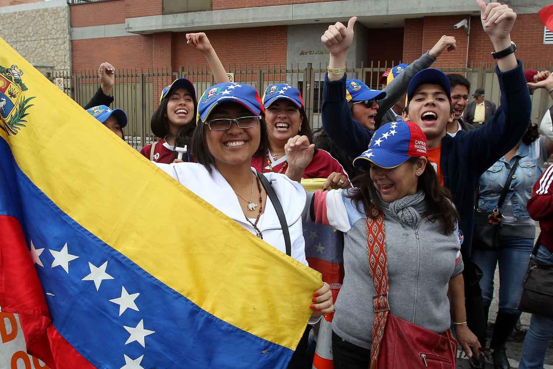 Venezuela, Colombia, Migración