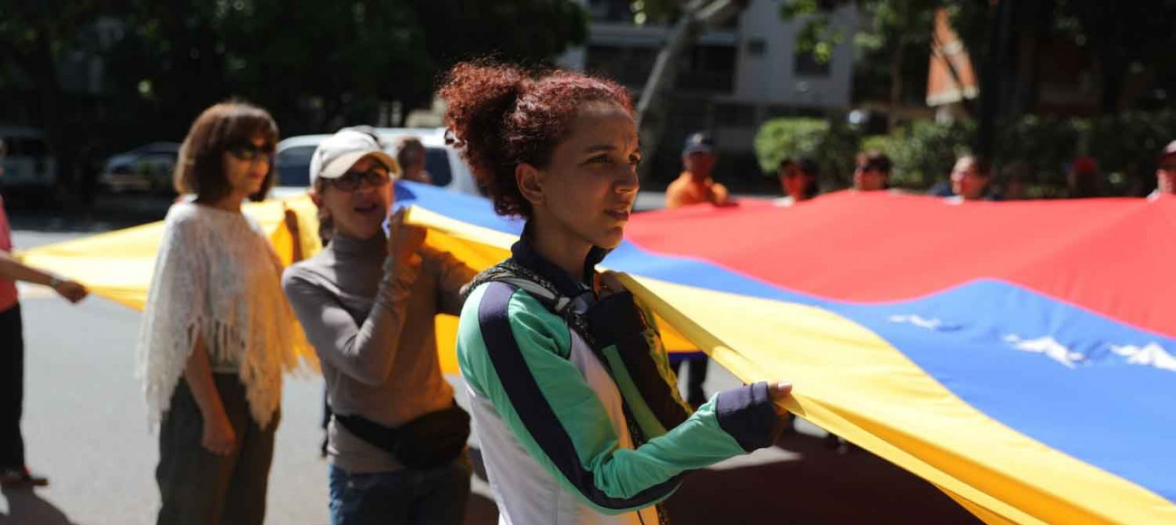 Venezuela, diplomatic crisis