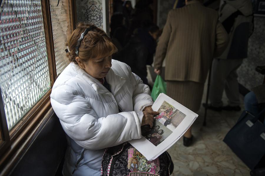 migración, derechos mujeres