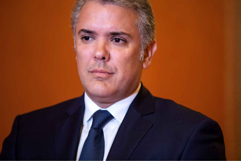 Iván Duque, JEP, Colombia