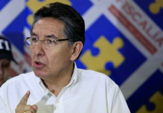 Néstor Humberto Martínez, Fiscal