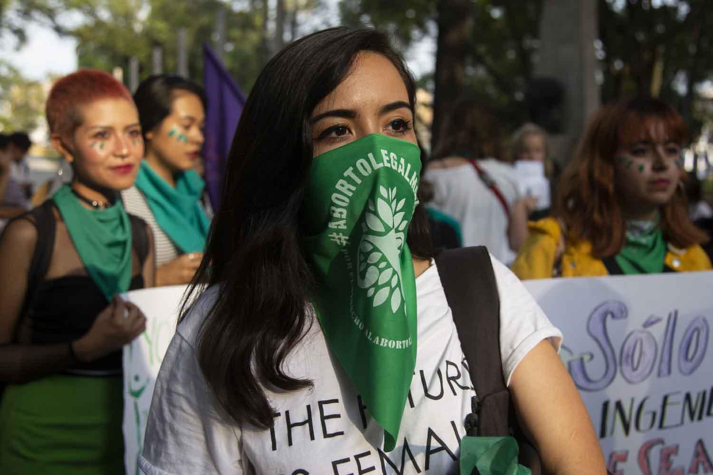 Aborto, Feminismo, Colombia