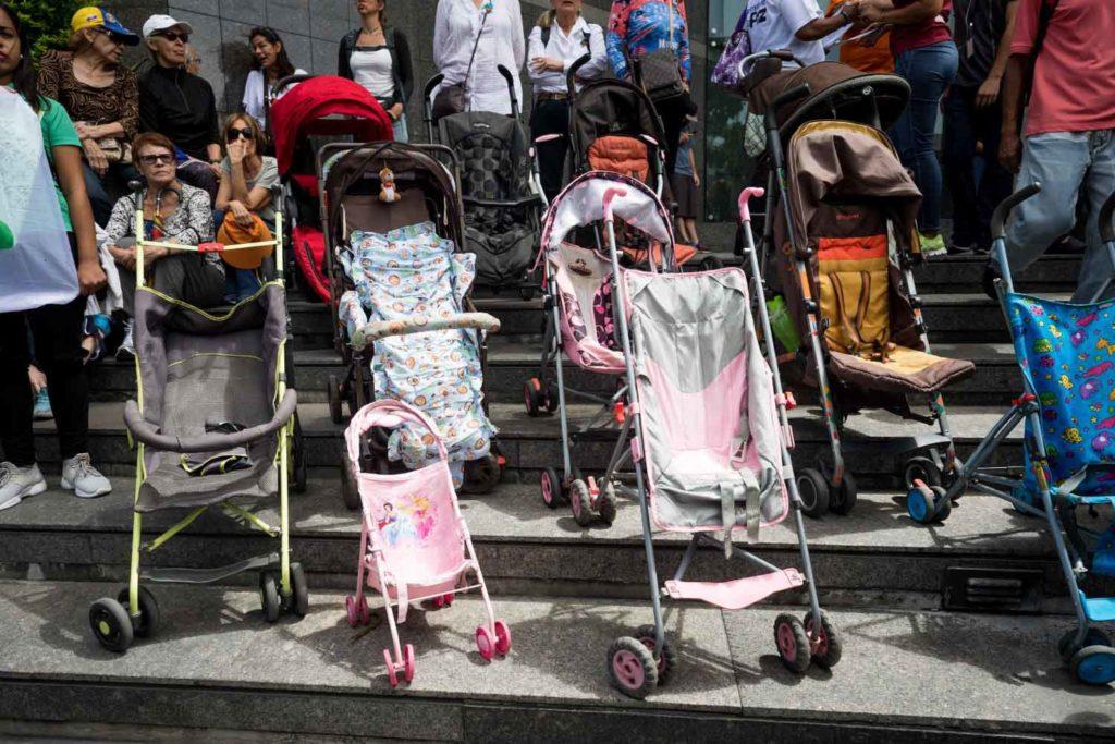 hijos de venezolanos