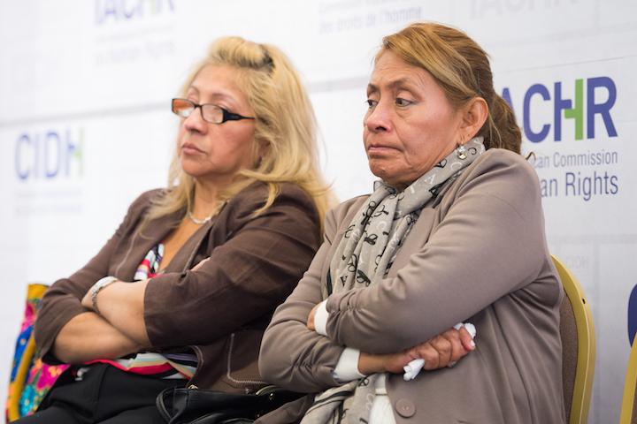 Caso CIDH Paola Guzmán