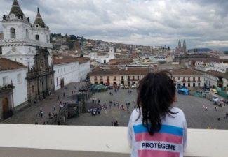 Niña trans Ecuador