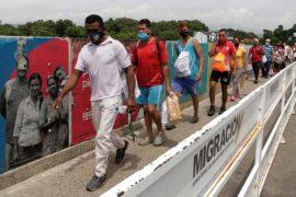 Migrantes víctimas