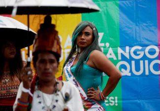 Mujeres trans indígenas