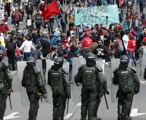 detenciones y persecución