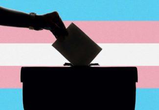 Personas Trans voto
