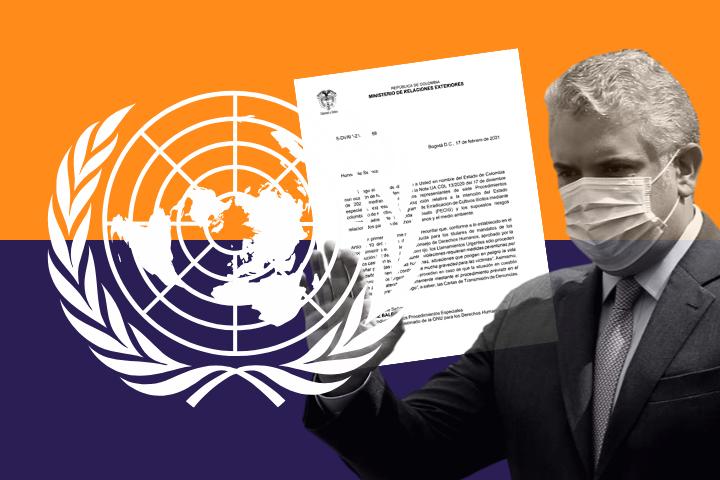 Glifosato ONU