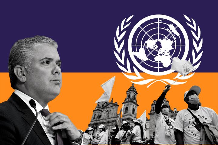 ONU Glifosato