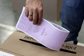unificación de las elecciones
