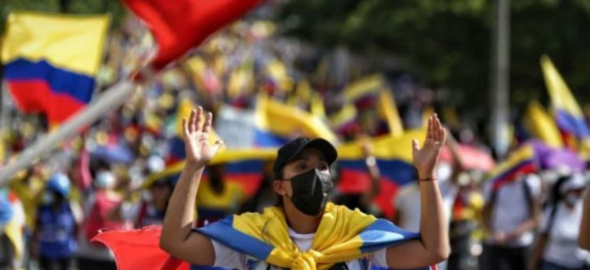 Democracia colombiana