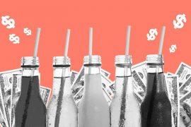Impuestos bebidas azucaradas