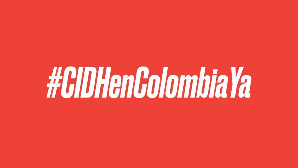Colombia CIDH