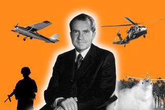 Guerra a las drogas Nixon