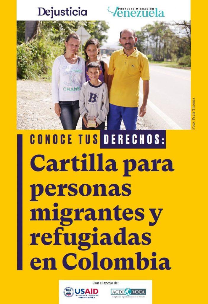 Cartilla migrantes