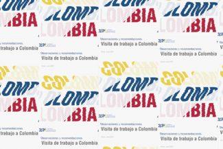 CIDH en Colombia