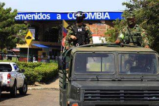 Militarización de fronteras