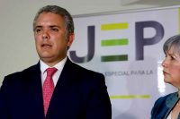 JEP, Colombia, Duque